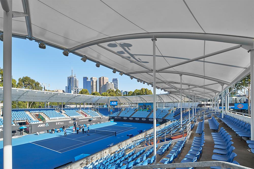 Australian Open 2020Showcourt 3