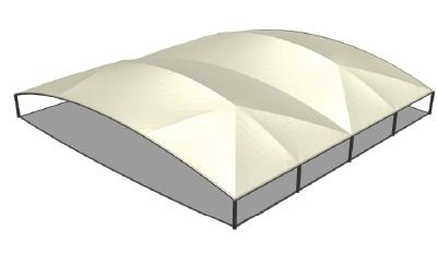 MakMax Loggerhead TensoSport-MAX Canopy
