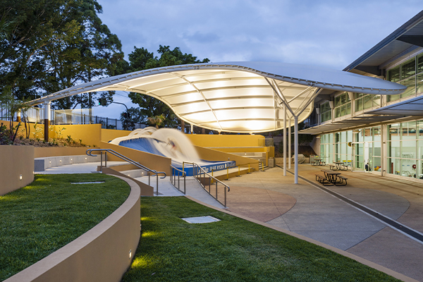 Ryde Aquatic Centre, NSW
