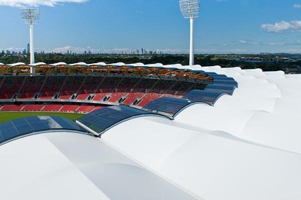 Metricon Stadium Roof