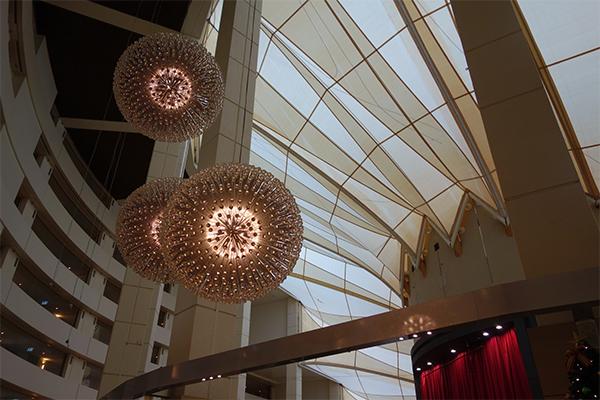 Jupiter's Hotel & Casino Atrium