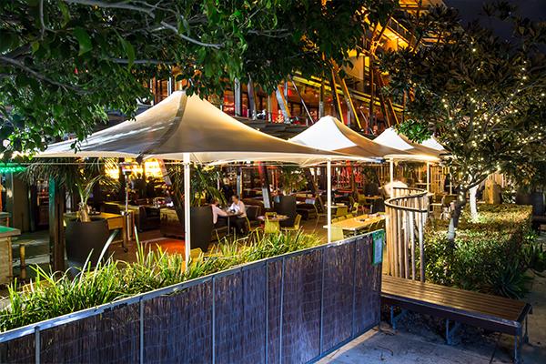 Sydney's King Street Wharf Dining