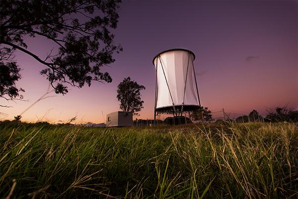 UQ Gatton Cooling Tower