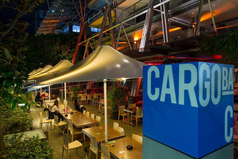 King Street Wharf Dining District, Sydney
