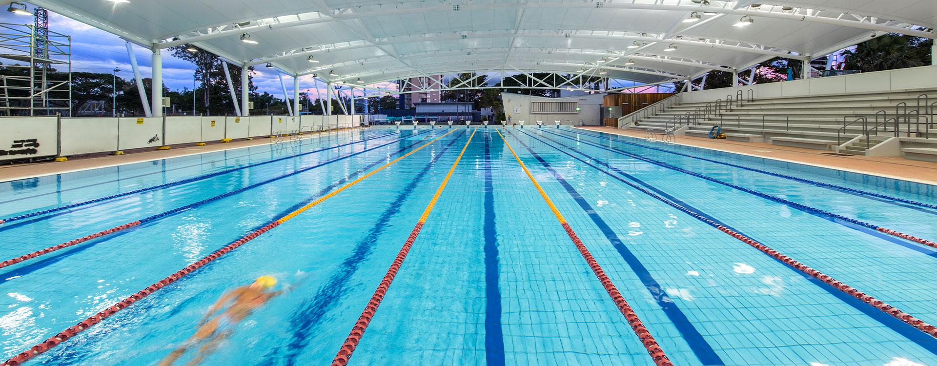Southside Memorial Pool, Rockhampton