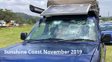 Sunshine Coast Storm 2019