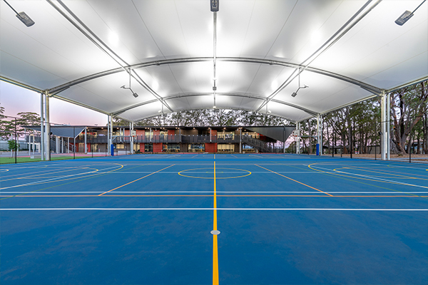 Cherrybrook Technical High Sports Court
