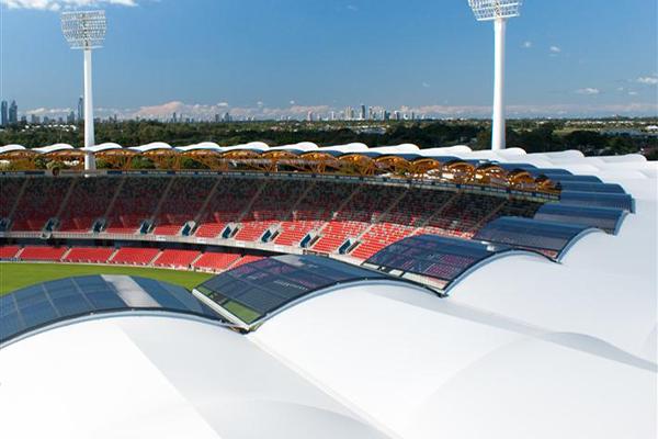 Metricon Stadium on the Gold Coast