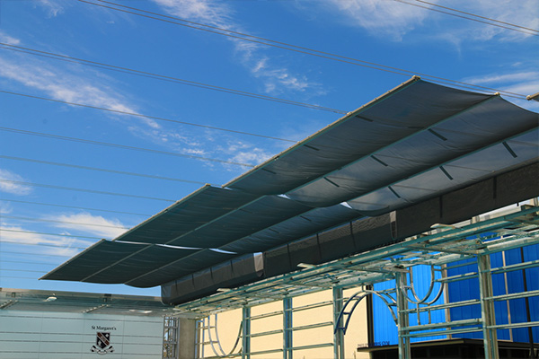 St Margarets Anglican School Variable Shade System