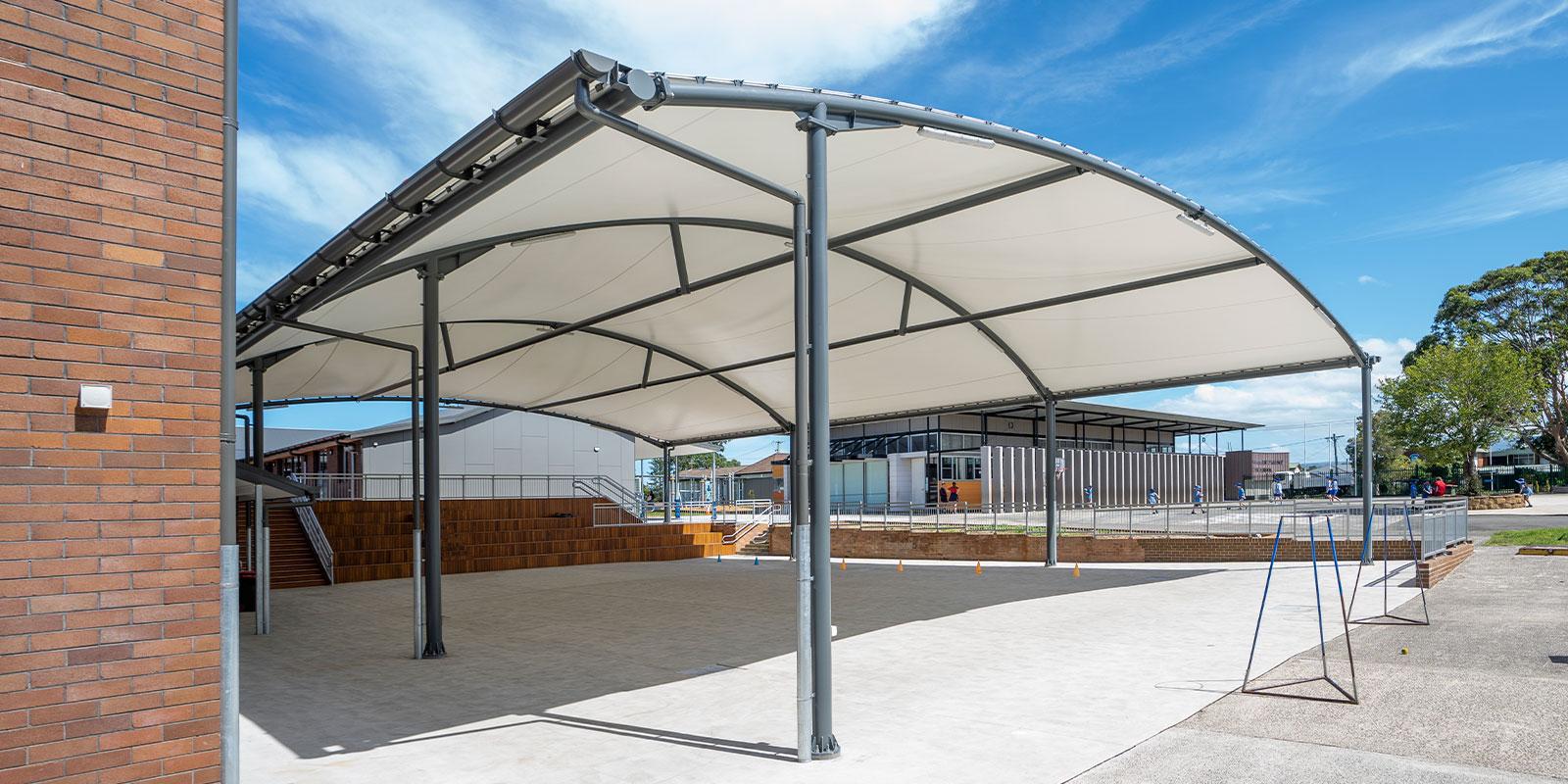 School COLA at a primary school in Dapto, NSW