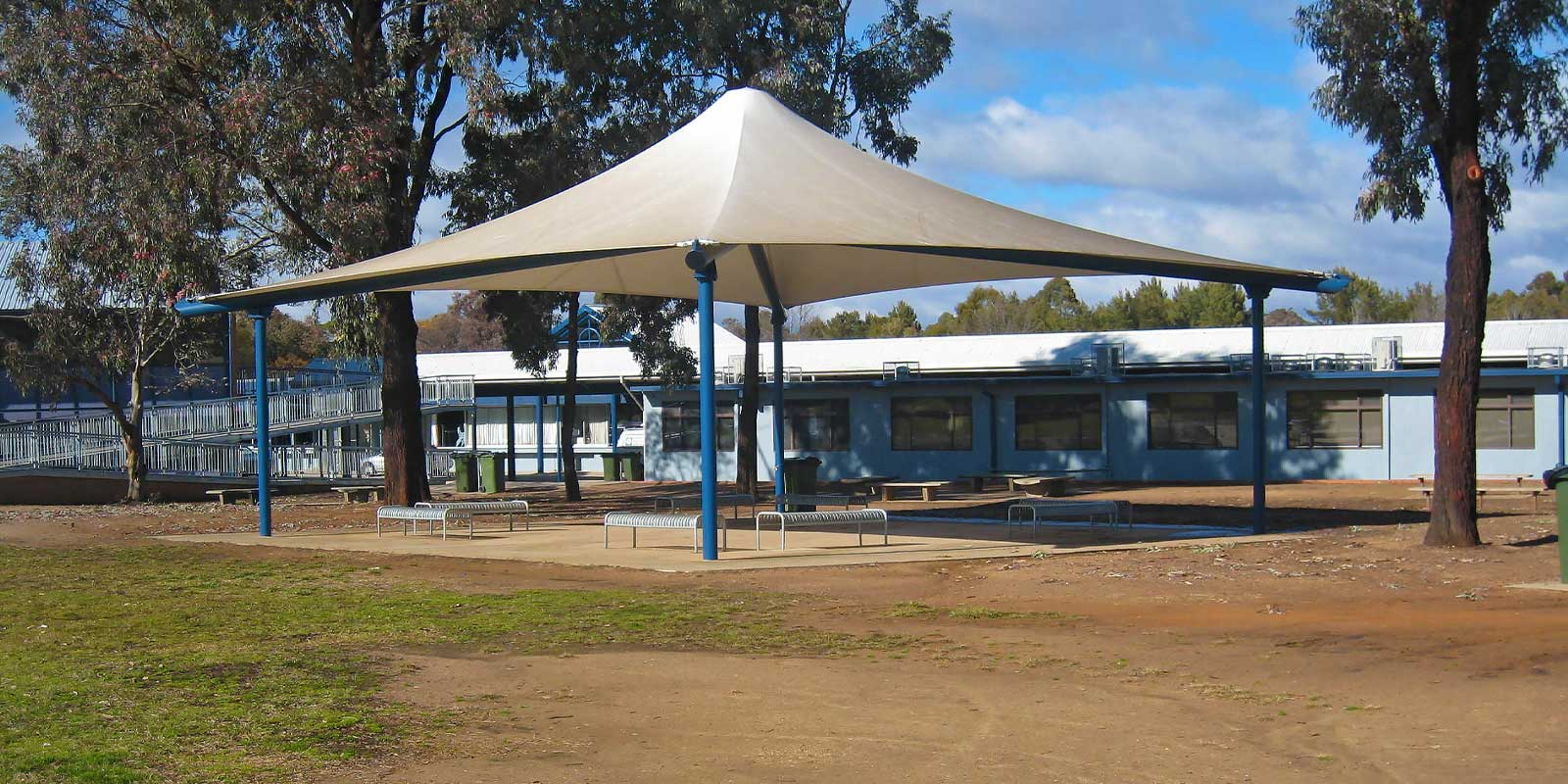 St Francis Xavier College School Shade Structure