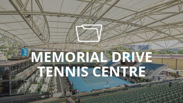 Memorial Drive Tennis Centre Case study