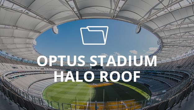 Optus Stadium Halo Roof Case Study
