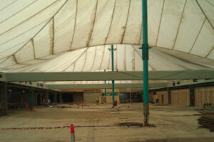 Big Top Shopping Centre BEFORE