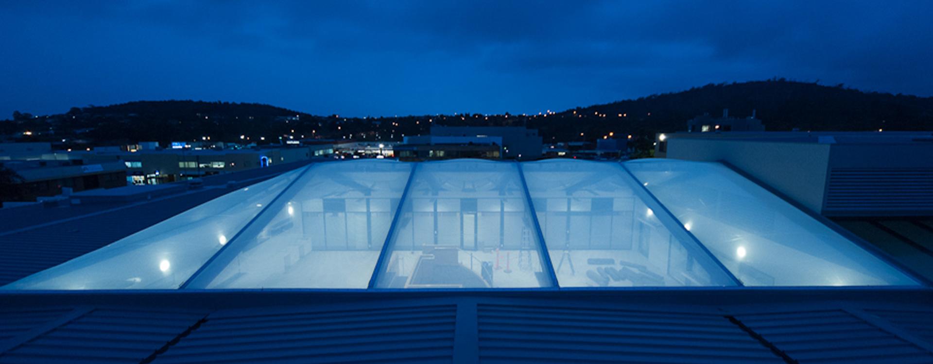 ETFE skylight