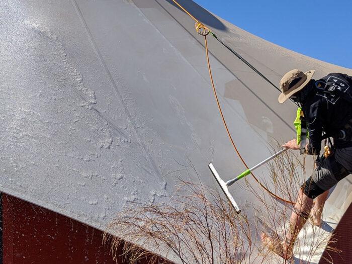 Maintenance & Repairs For Membrane Structrues