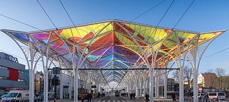 Single Layer ETFE application