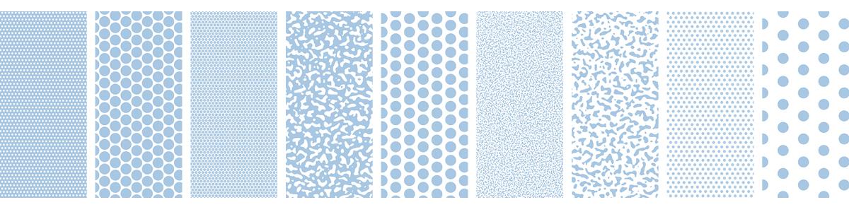 ETFE Frit Patterns