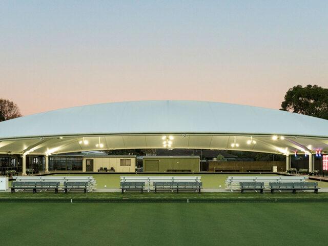 Karingal Bowls Club Canopy, Frankston Victoria