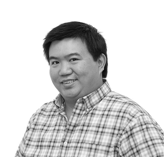 Michael Chong Staff Photo