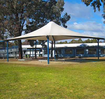 Pavilion Shade Structure