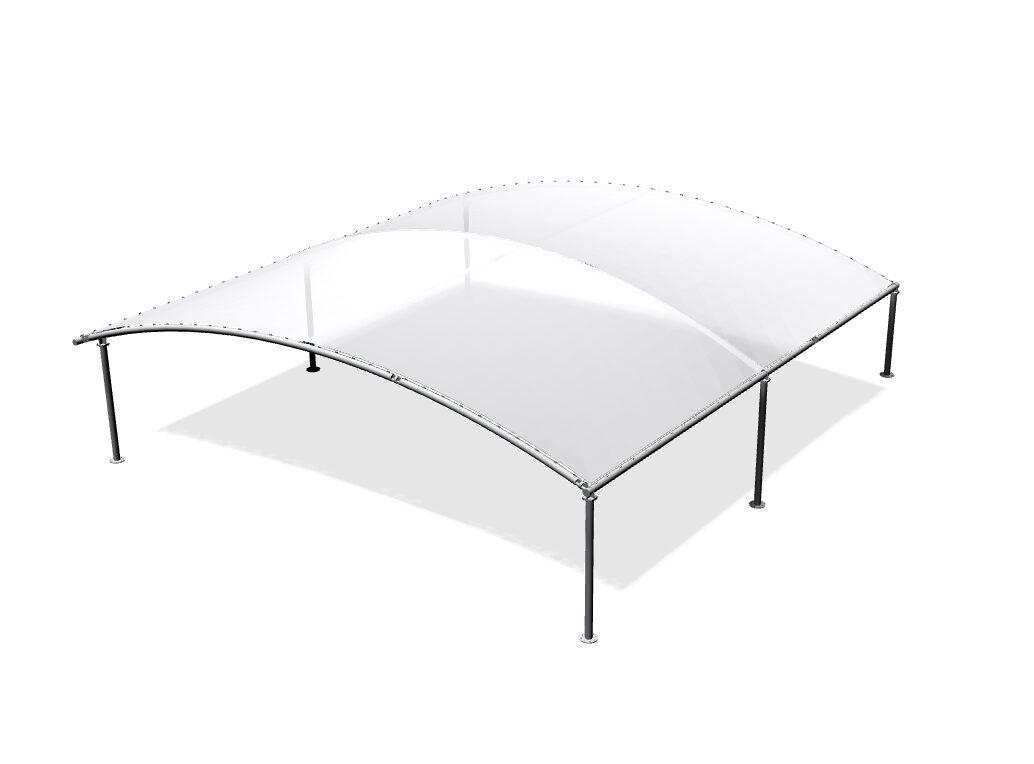 A TensoCola Canopy