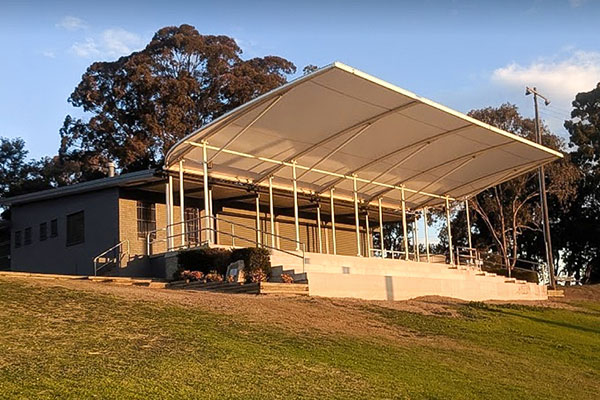 Sports Club Canopy