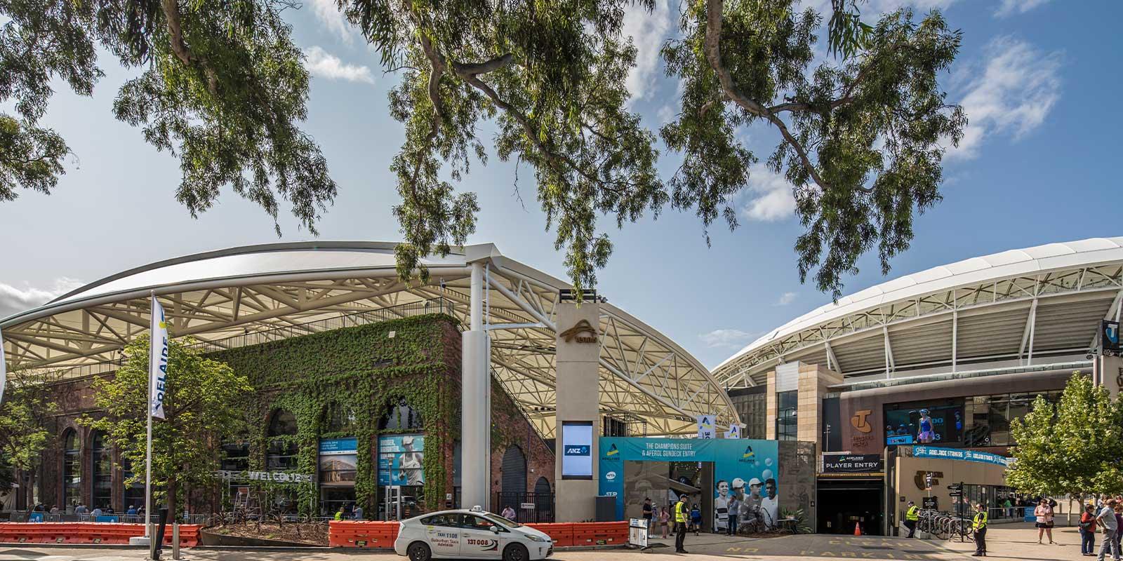 Adelaide Tennis Centre