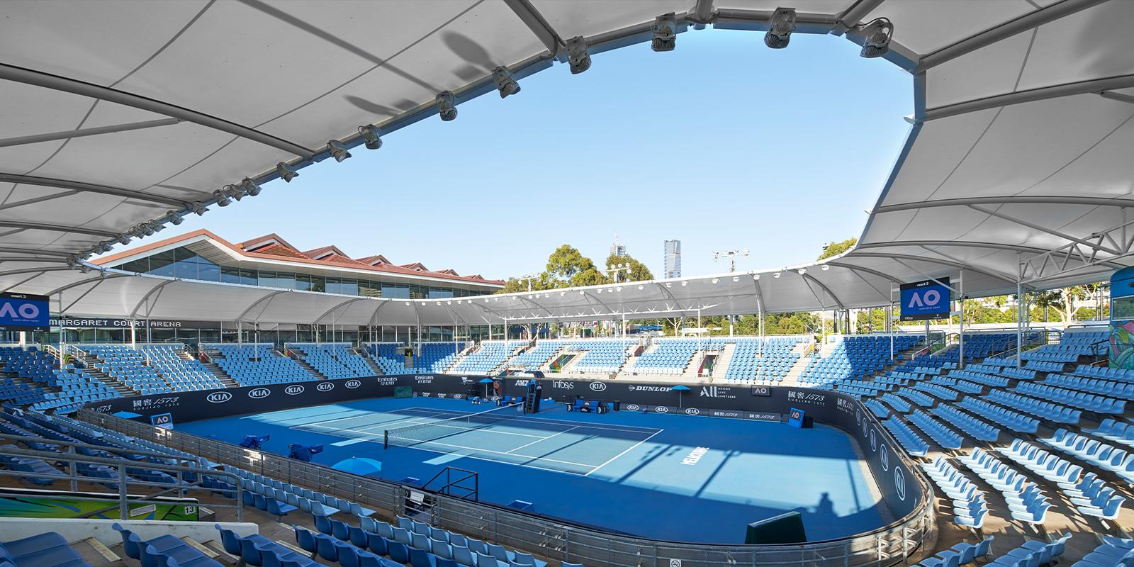 Australian Open Showcourt 3