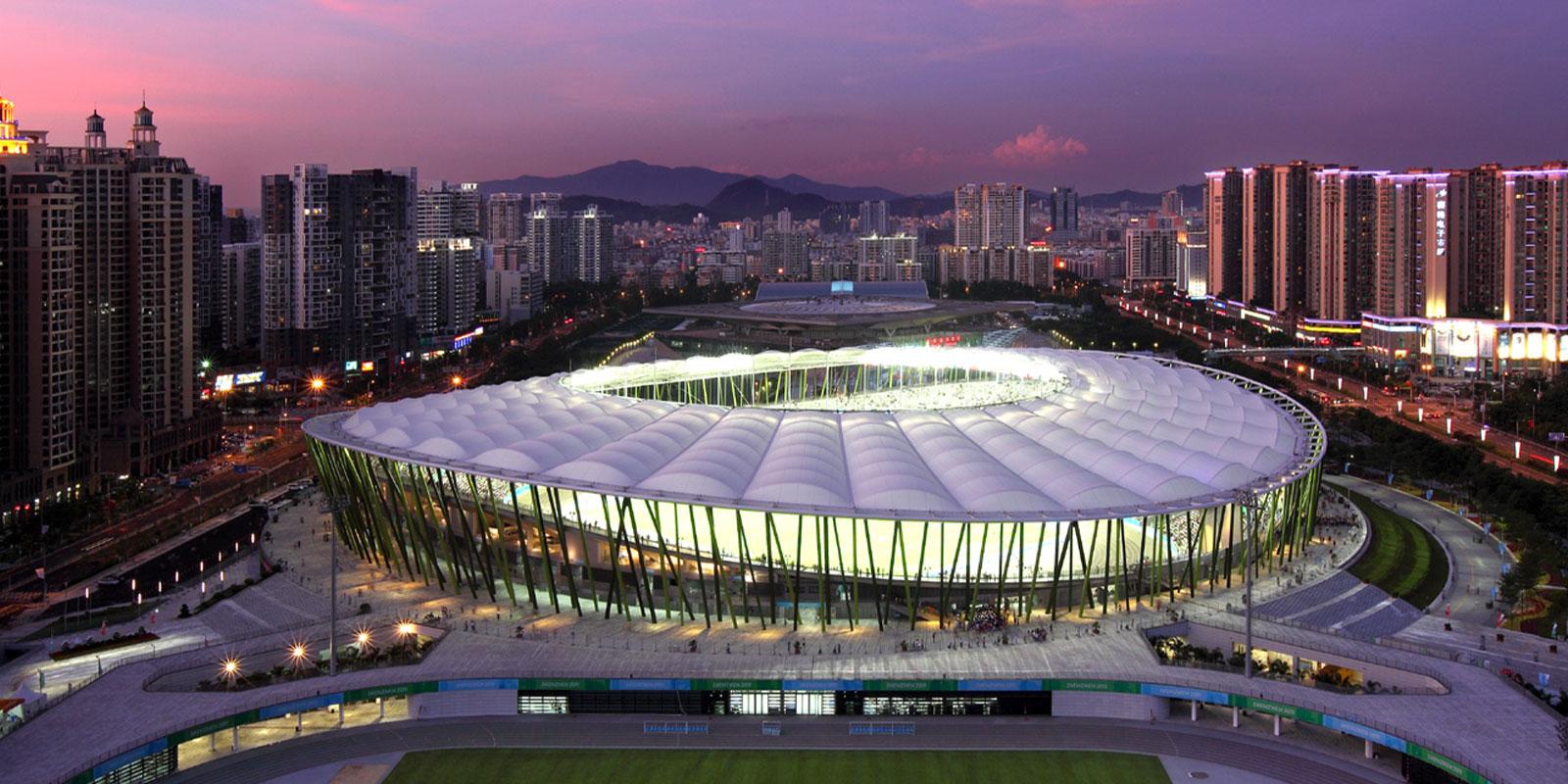 bao'an stadium shenzen