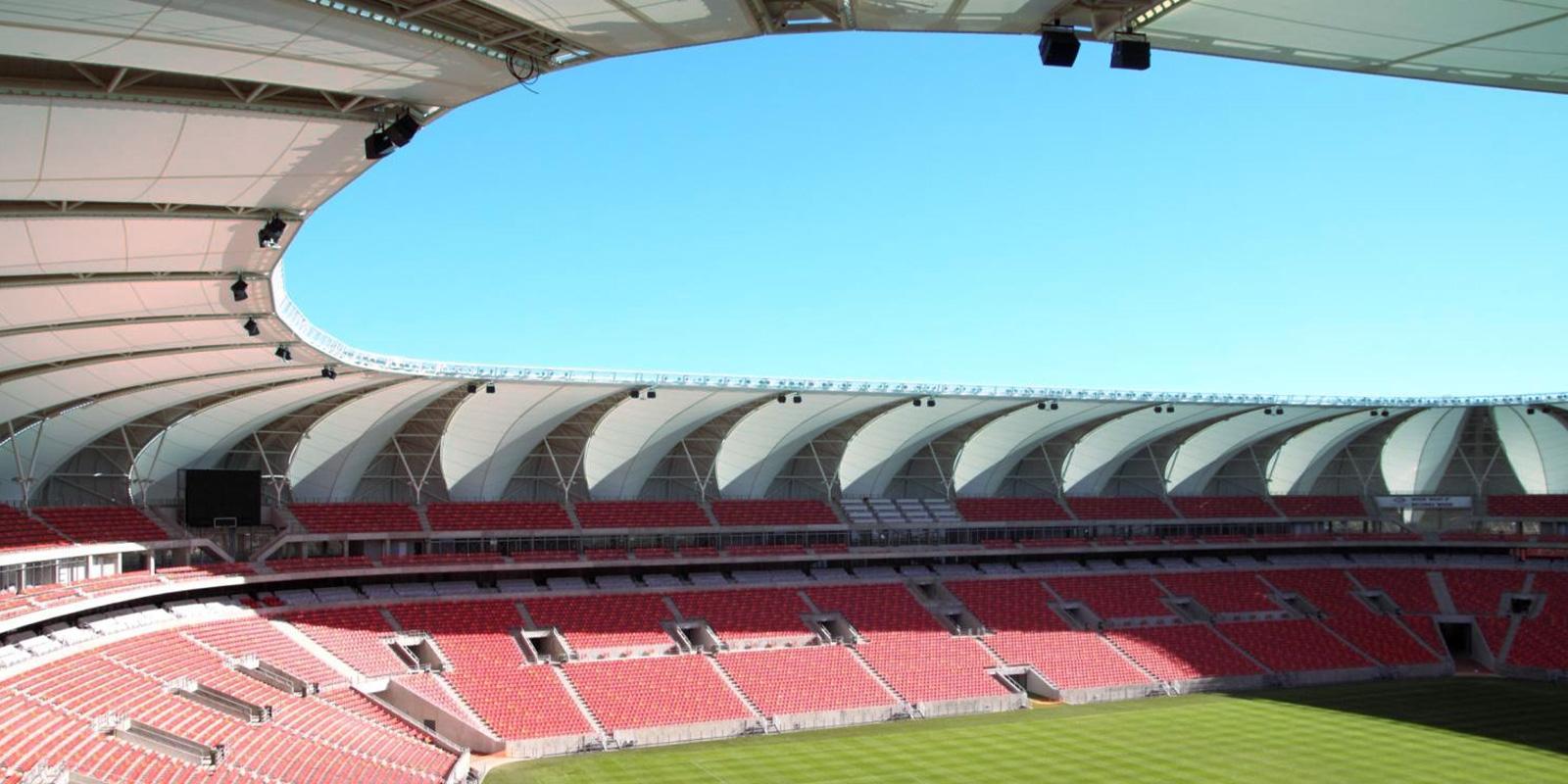 Nelson Mandela Stadium, JNB