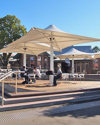 Uni Western Sydney Shade Structure