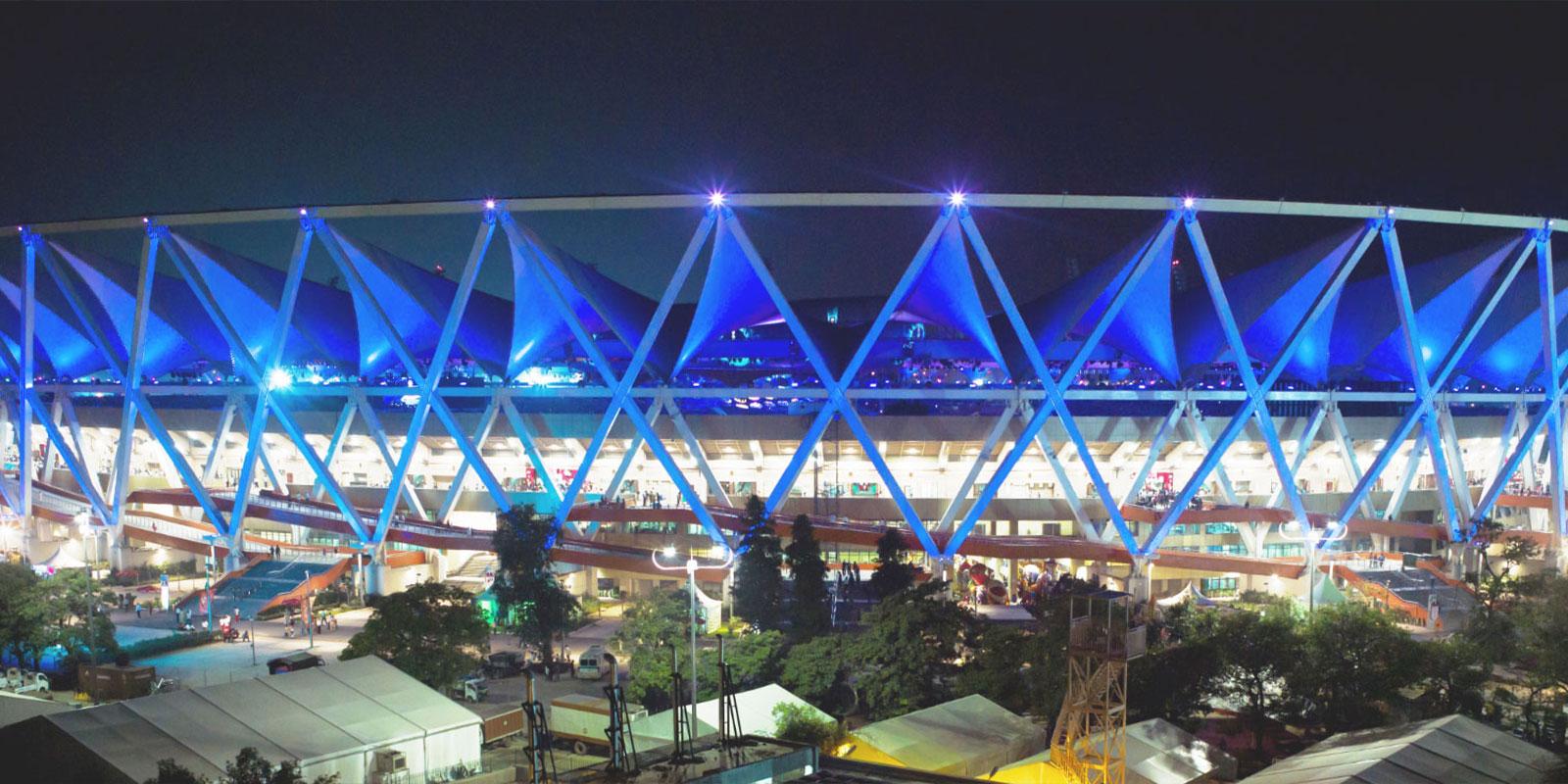 JNS Stadium, new Delhi