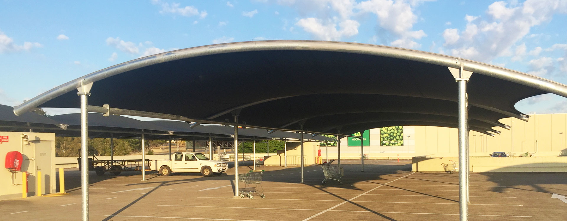 Sunnybank Hills Rooftop Carpark