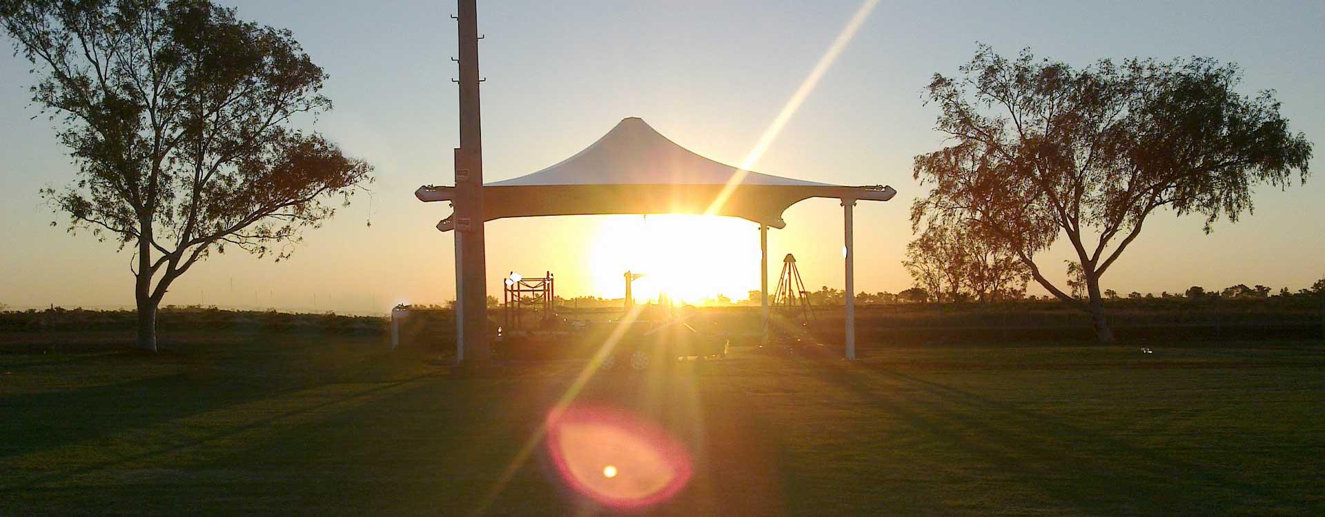 Port Hedland Playground Pavilion