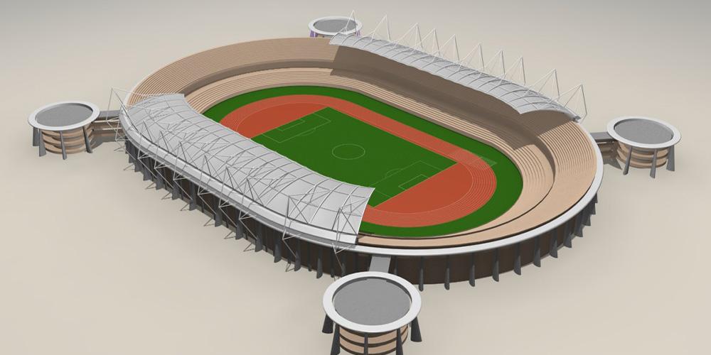 Ranchi Athletics Stadium