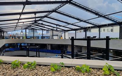 TensoSky ETFE System