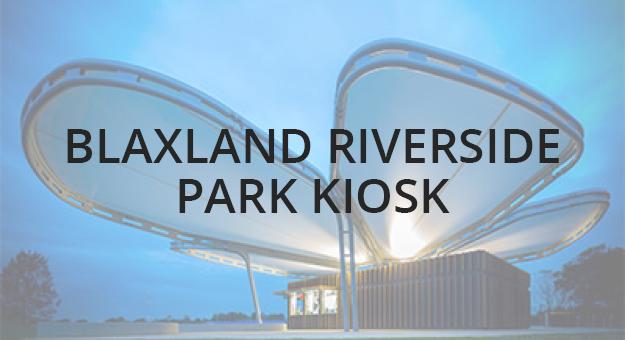 Blaxland Riverside Park Kiosk