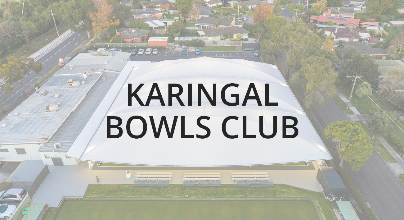 Tensosport-max - Karingal Bowls Club